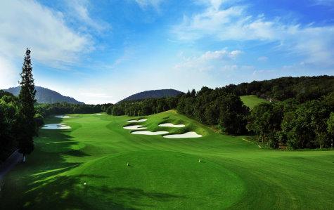 Nanjing Zhongshan International Golf Club
