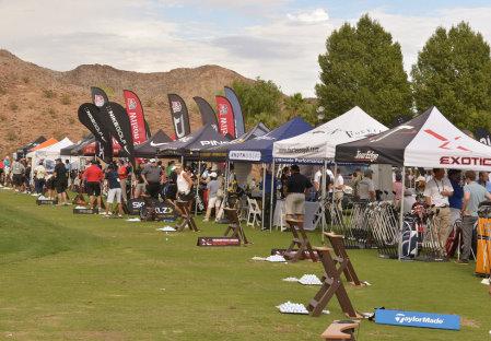 PGA Demo Experience