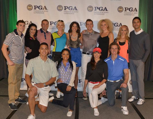 PGA Fashion Experience 2014