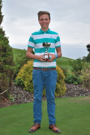 Winner: Paul Marshall of Sale Golf Club.