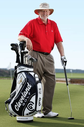 The Golf Show 2014 Teaching and Coaching Conference headline speaker, Dave Pelz
