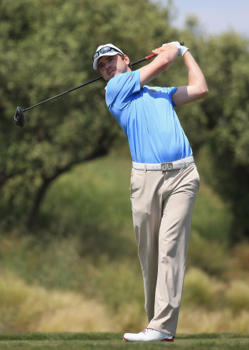 Northern Ireland's Gareth Shaw will be one of the many key names to look out for at this week's Northern Ireland Open, in association with Maui Jim Sunglasses, at Galgorm Castle. (Photo: Getty/European Tour)