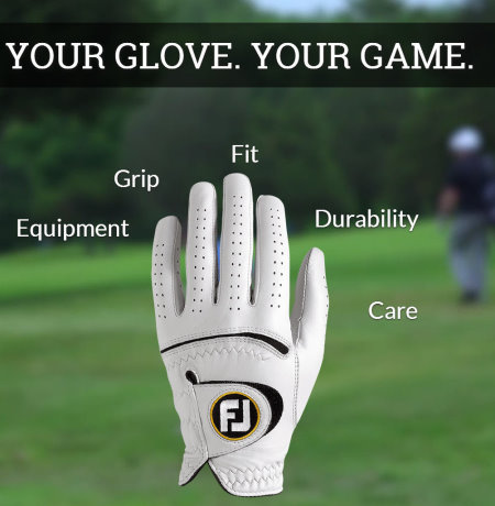 Footjoy Golf Glove Guide