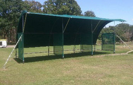 ForeBay driving range solution