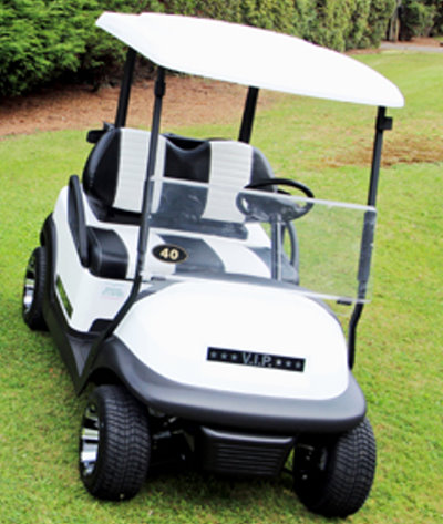 Hainault Golf Club's special edition VIP styled Precedent i2