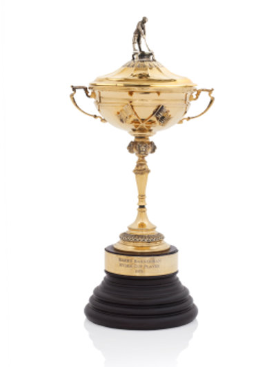 Harry Bannerman Ryder cup replica