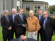 George O'Grady presents Jack Nicklaus with Honorary Life Membership(Getty Images)