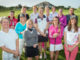 Lady Professionals at the Dormy Golf Challenge 2014:  (from left) Caroline Griffiths, Nicky Lawrenson, Carole Pope, Lucinda Davies, Alex Keighley, Hannah Ralph, Alison Whitaker, Rebecca Hudson, Sarah Walton, Lucy Williams, Holly Aitchison, Karen Heywood, Emma Clifford