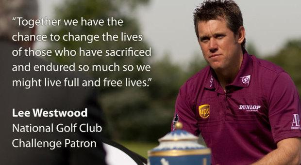 Lee Westwood National Golf Club Challenge