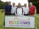 Matthew Warner, Damon Hill, Tony Jacklin, Sir Roy Gardner, James Henderson, Team William Hill Blue