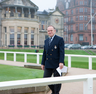 Peter Dawson (photo from The R&A)
