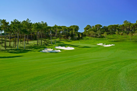 Quinta do Lago - North Course 18th hole