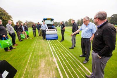 The STRI Research Event was held at Bingley, West Yoykshire