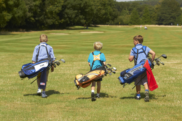 Syngenta Youth Golf Participation