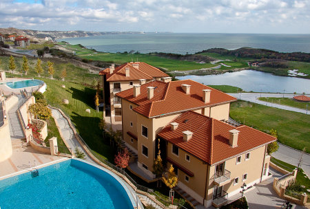 Thracian Cliffs property