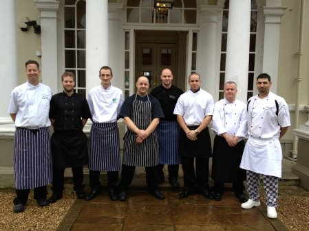 BGL Golf's Head Chefs have been influential in securing five-star ratings by The Food Standards Agency, across all 10 venues