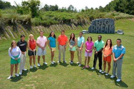 Big Break Cast (credit  Golf Channel)