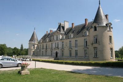 ,,,,, and Chateau d'Augerville, France