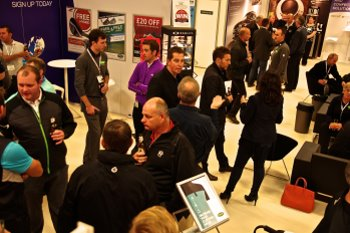 Foremost Harrogate Golf Show stand IMGP1375