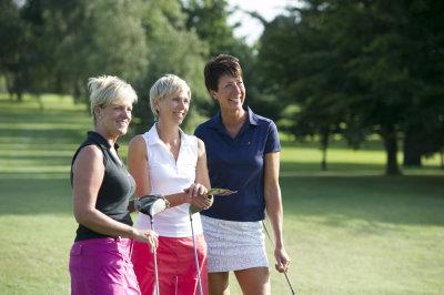 Get into golf Ladies Tee Club