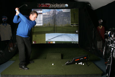 North Oxford Golf Club: Britain's first Centre of Excellence for Golf Tech Systems