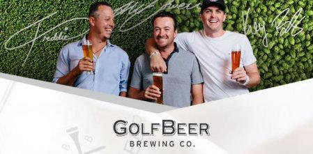 Golf Beer website