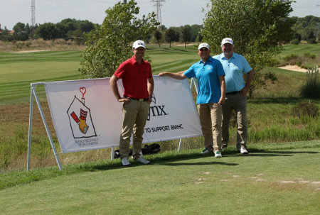 Lynx Golf supports Ronald McDonald House Charities