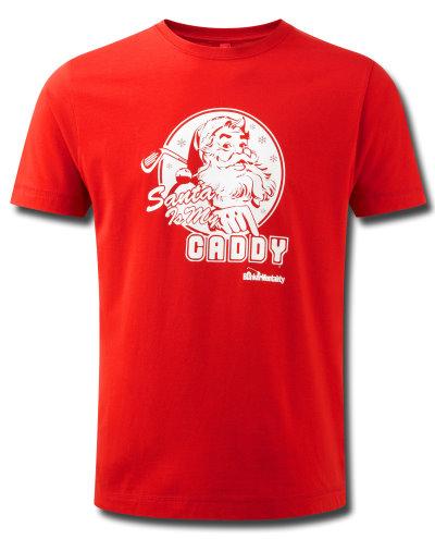Santa Is My Caddy T-Shirt