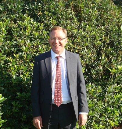 New Club Secretary, Sean Clark,