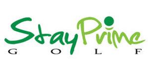 Stayprime golf logo