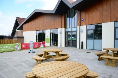 Tilgate Forest Golf Club's new £1m clubhouse