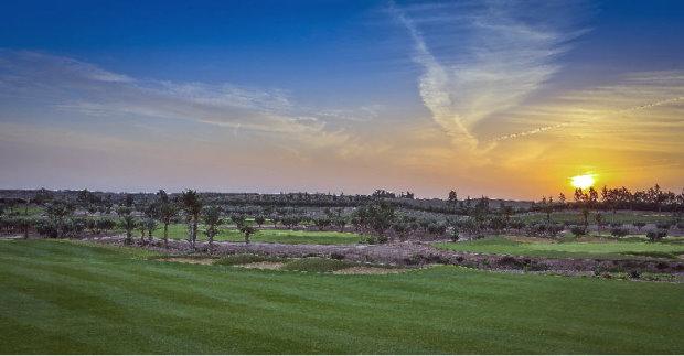 Assoufid Golf Club, Marrakech, Morocco.