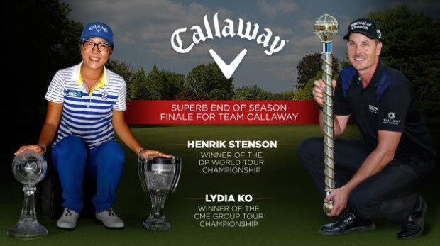 Callaway Ko and Stenson