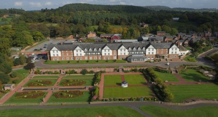 Carden Park Hotel, Golf Resort and Spa.