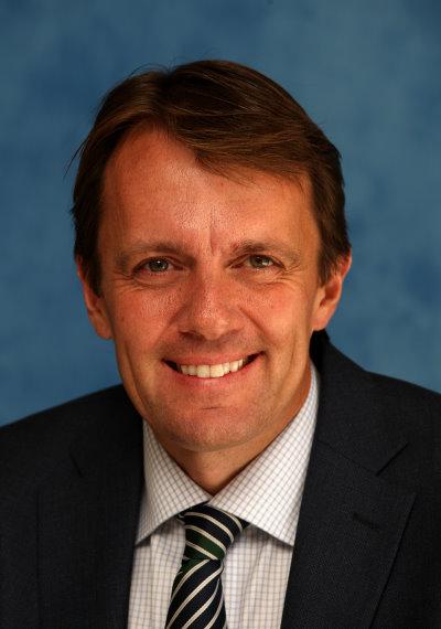 David MacLaren, Director of Property & Venue Development, European Tour