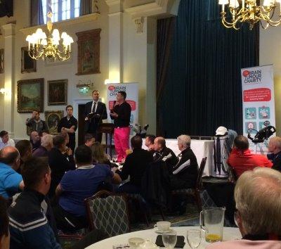 Team Talk: Mark Allcorn- Senior Golf Events Manager Wentworth- with Darren Gough-former England Cricketer