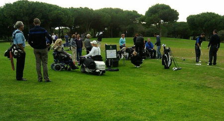 Algarve Disabled Golf Open