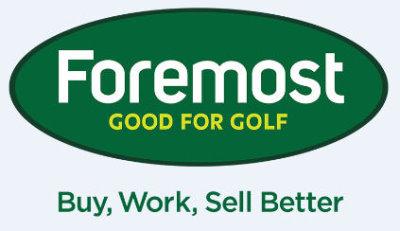 Foremost Golf for Golf logo