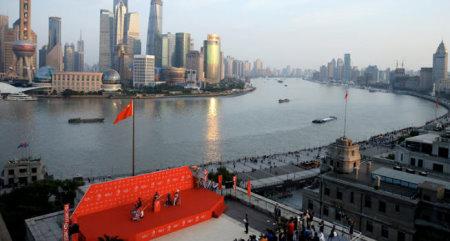 Shanghai, host city for 2015 HSBC Golf Business Forum