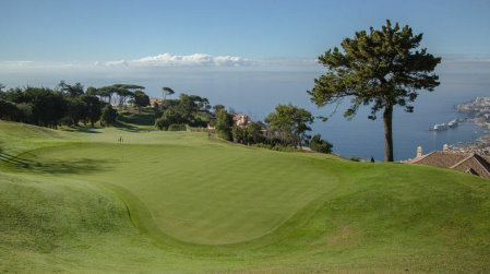 Palheiro Estate offers among the most spectacular golf views anywhere in the world