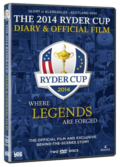 Ryder Cup Diary and Official Film 3D approved