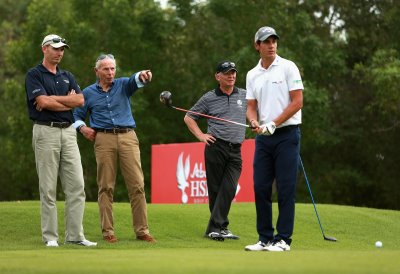 Tournament Director Peter German and Andrew Whittaker discuss 2015 National Course changes