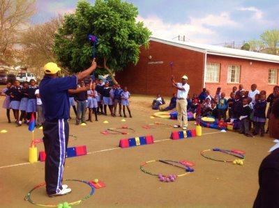 SNAG Golf enables LBGF Trust to make great strides towards offering the children of South Africa hope of a brighter future