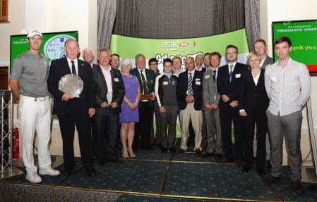 The winners from the 2014 awards ceremony