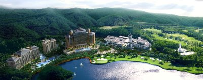 Mission Hills Dongguan, venue for the 2015 Asia Golf Congress. (photo  courtesy of Mission Hills Group)