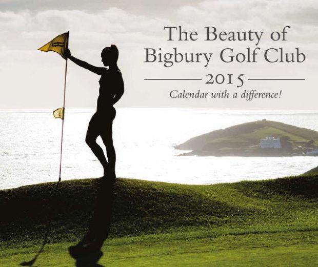 Bigbury Golf Club calendar 1