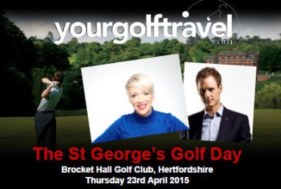 Brocket Hall StGeorge's Golf Day