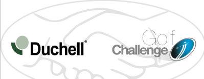 Duchell Golf Challenge logos