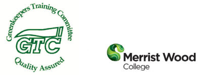 GTC and Merrist Wood logo