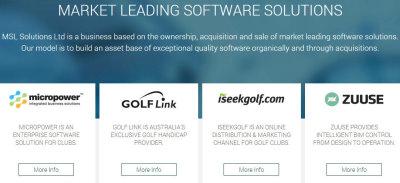 MSL Solutions website